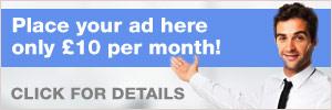 Visit Powys banner advertising